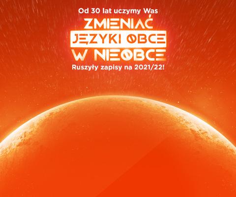 <sup>Ultra Fajna Oferta!</sup>Trwają zapisy</br>na sezon 2021/22