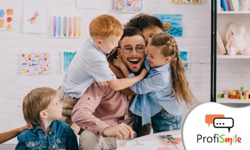 Kursy językowe dla dzieci</br>Kurs ProfiSmile